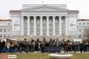УрФУ не отменяет планов по поводу строительства кампуса