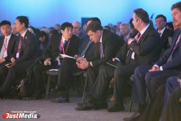Куйвашеву не удалось стать звездой федеральных каналов. Журналисты не показали губернатора на ИННОПРОМе
