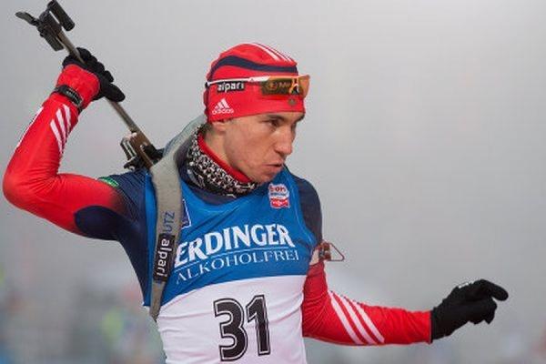 Российский биатлонист Александр Логинов дисквалифицирован на два года