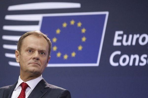 Глава Евросовета Дональд Туск отменил саммит лидеров ЕС