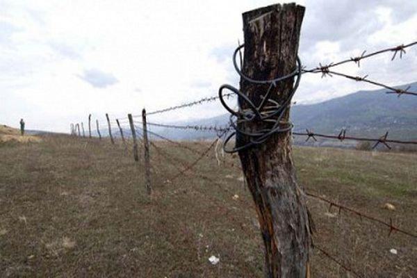 Грузия обвинила Россию в переносе границы в Южной Осетии