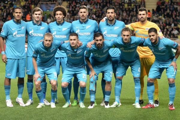 Футболисты петербургского «Зенита» выиграли Суперкубок России