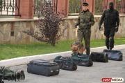 Наркополицейские обнаружили в «Мерседесе» цыган около двух килограммов героина