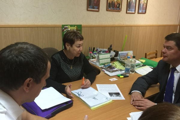 Екатеринбургское отделение ВОС и Фонд «Белая трость» договорились о реализации совместных проектов