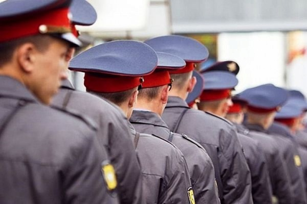 Указом Путина штатная численность сотрудников МВД сокращена на 110 тысяч человек
