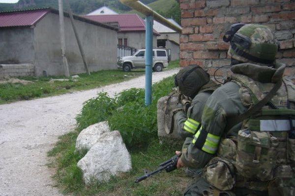 Силовики сегодня утром ликвидировали несколько боевиков в Кабардино-Балкарии