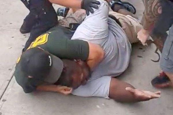 Власти Нью-Йорка заплатят семье убитого полицией афроамериканца 5,9 млн долларов