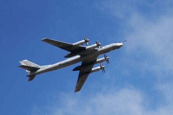 Ту-95МС разбился в Хабаровском крае из-за отказа во время полета всех четырех двигателей