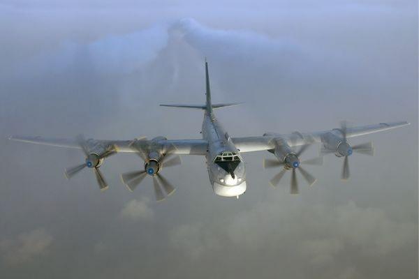 Под Хабаровском обнаружены пять членов экипажа разбившегося Ту-95