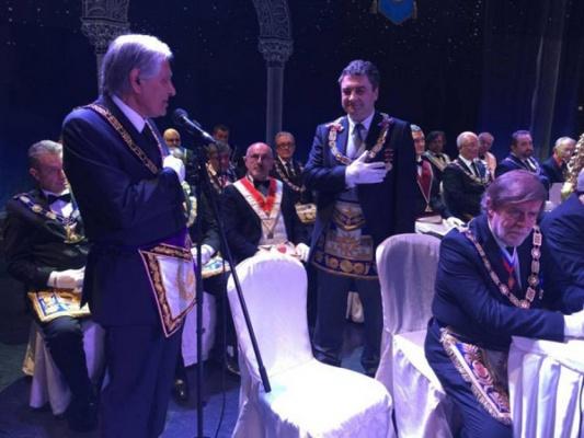 Екатеринбуржцы вошли в руководство Великой масонской ложи