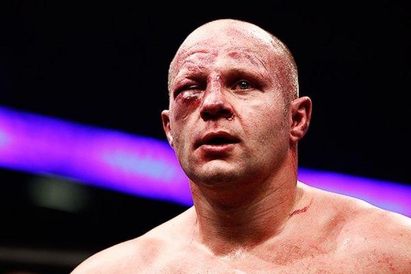 Знаменитый боец Фёдор Емельяненко объявил о возвращении на ринг