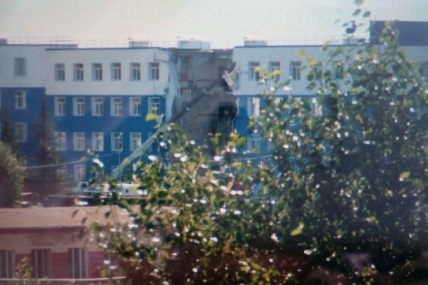 Гендиректор фирмы, производившей ремонт в казарме в Омске, задержан