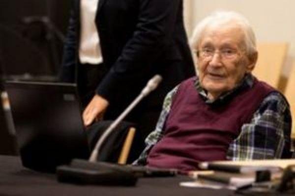 94-летнего «бухгалтера Освенцима» приговорили к четырем годам тюрьмы