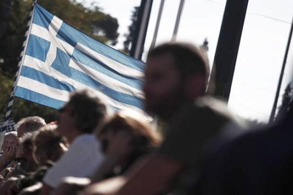Госслужащие в Греции начали всеобщую забастовку