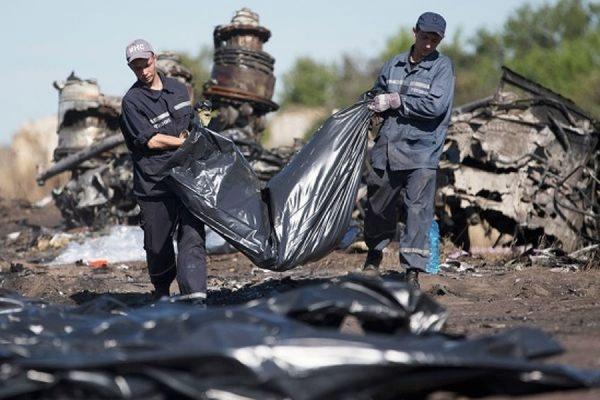 Российских экспертов отстранили от расследования крушения «Боинга» в Донбассе