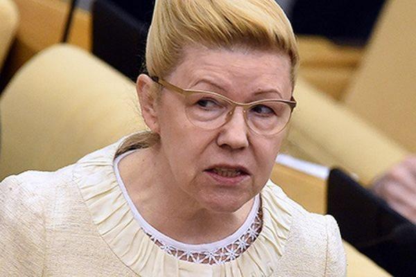 Мизулина собирается перейти в Совет Федерации