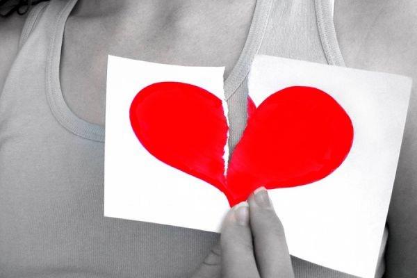Британские ученые выяснили, что разрыв длительных отношений приводит к болезням сердца