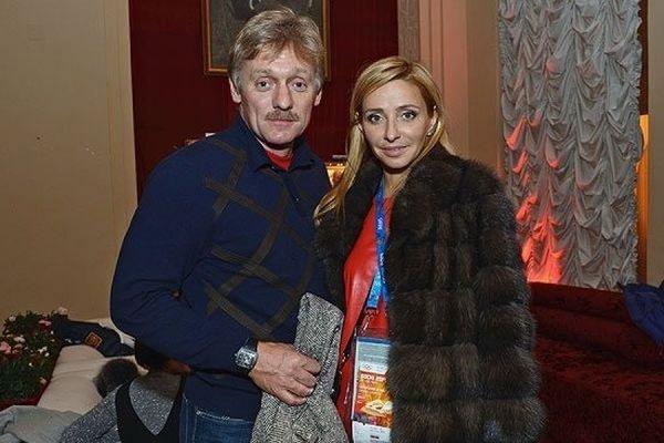Татьяна Навка и Дмитрий Песков поженятся 1 августа в Сочи