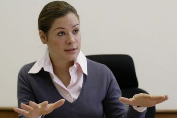 Саакашвили назначил своим заместителем Марию Гайдар