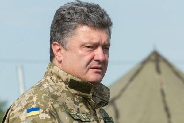 Петр Порошенко сообщил, что Украина увеличит расходы на армию в 2016 году