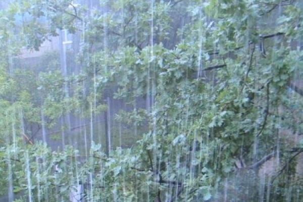 В Тюменской области ливень размыл федеральную трассу