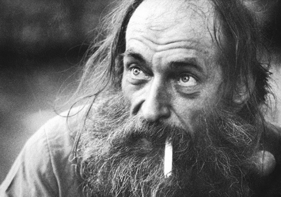 В Екатеринбурге покажут фильм о старике Б.У.Кашкине с монологом самого художника