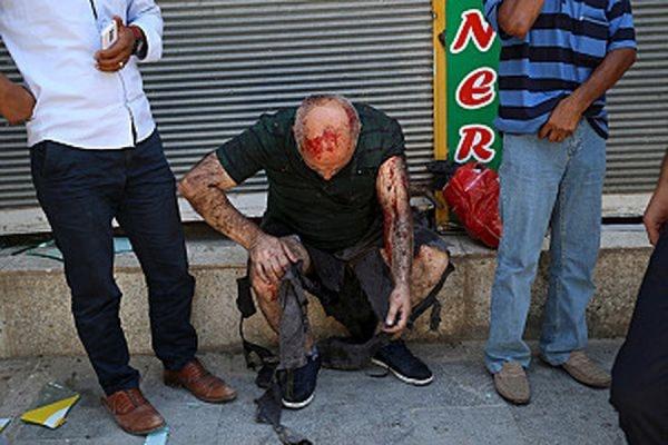 Смертница, ответственная за гибель более 30 человек, прибыла в Турцию из Сирии