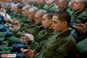 70-летие Великой Победы сделало свое дело. Уклонистов от воинской службы в Свердловской области стало значительно меньше
