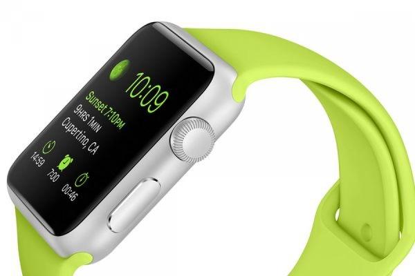 Продажи Apple Watch в России начнутся 31 июля