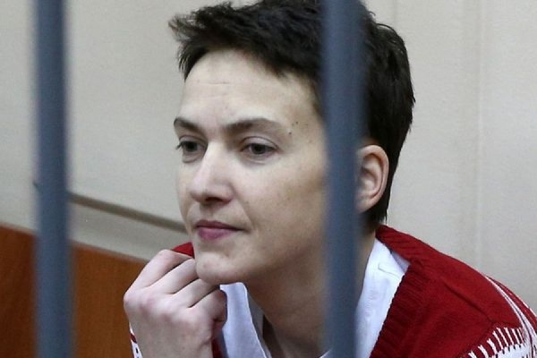 Надежда Савченко доставлена в СИЗО Ростова-на-Дону