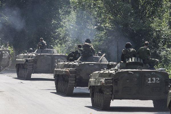 В ДНР заявили о завершении отвода вооружений калибром менее 100 мм