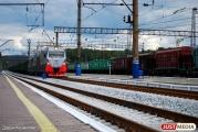Под Нижним Тагилом грузовой поезд сбил двенадцатилетнего мальчика-велосипедиста