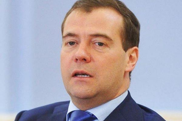 Медведев заявил о праве РФ на ответные действия в случае ареста российского имущества