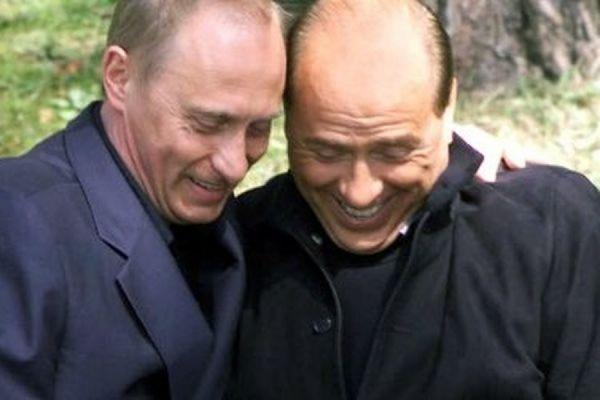 Берлускони заявил, что Путин предлагал ему гражданство России и пост министра экономики
