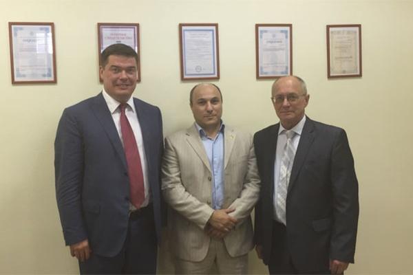 Фонд «Белая трость» подписал соглашение о сотрудничестве с РУИЦ «Рубикон»