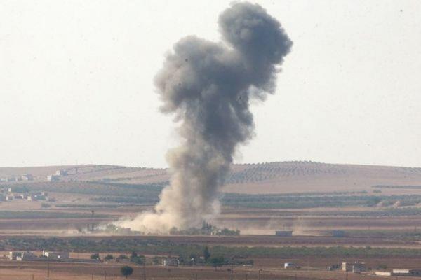 В ходе авиаудара турецких ВВС были уничтожены 35 террористов «Исламского государства»