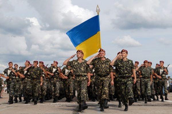 В украинской армии появятся хорунжие и бригадные генералы