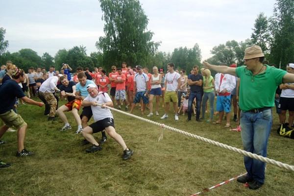 В Орловской области прошел 10-й областной молодежный спортивно-туристический слет