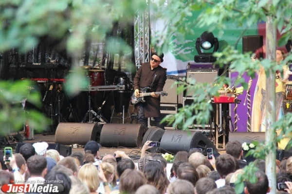 III Международный фестиваль «Усадьба Jazz» состоялся в Екатеринбурге