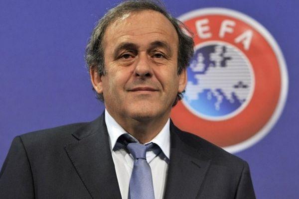 Мишель Платини официально объявил об участии в выборах президента ФИФА