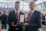 Ройзман и Якоб встретились с новым генеральным консулом Чешской Республики в Екатеринбурге