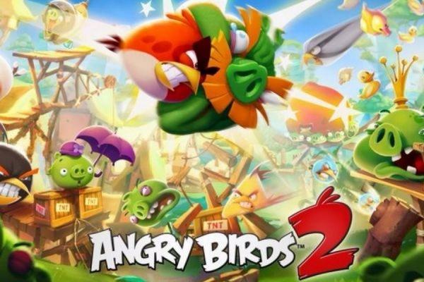 Финская компания Rovio выпустила вторую часть популярной игры Angry Birds