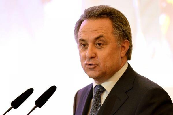 Министр спорта РФ Мутко остался единственным кандидатом в президенты РФС