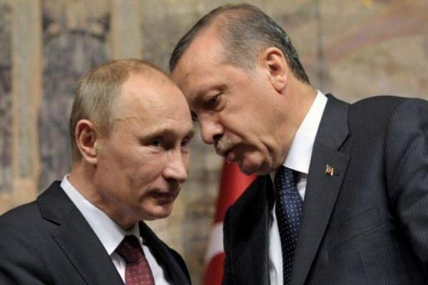 Путин и Эрдоган осенью обсудят строительство «Турецкого потока»