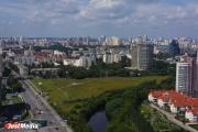 ФСБ застроит зеленый островок в микрорайоне Парковый