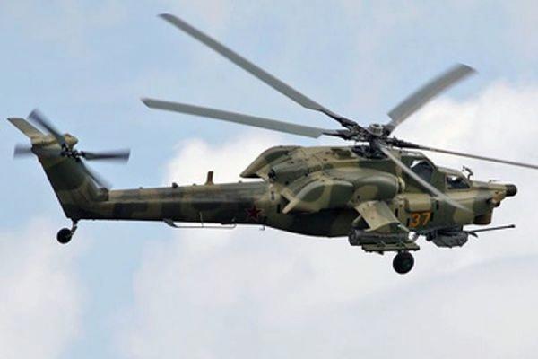 Вертолет Ми-28Н разбился под Рязанью из-за отказа гидросистемы