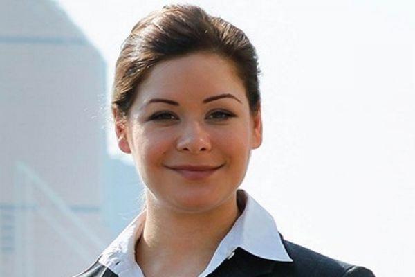 Мария Гайдар сегодня получила украинское гражданство