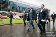 В преддверии международных соревнований Якоб проверил готовность улично-дорожной сети Екатеринбурга