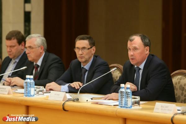 Вице-премьер Орлов свалил ответственность за низкие показатели инвестпривлекательности региона на надзорные ведомства