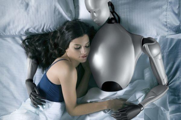 К 2050 году секс между человеком и роботом станет нормальным явлением